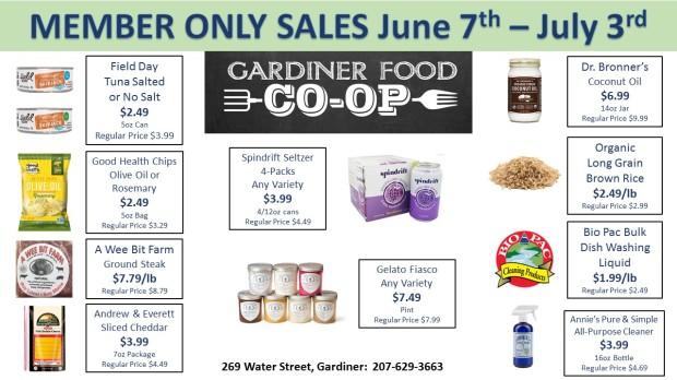 Member Sale 6.7.17 - 7.3.17