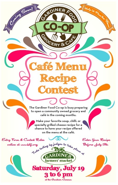 Food Poster Contest