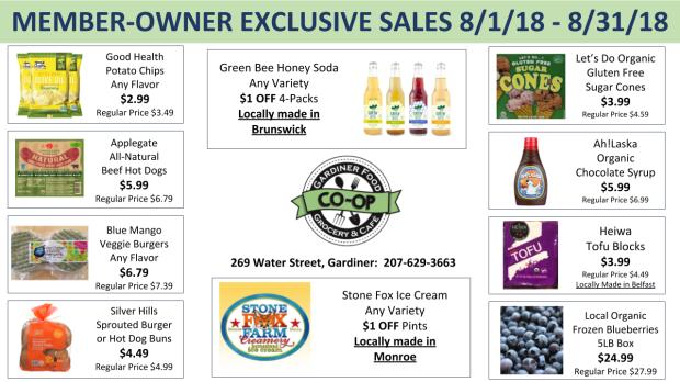 Member Sales 8118 - 83118
