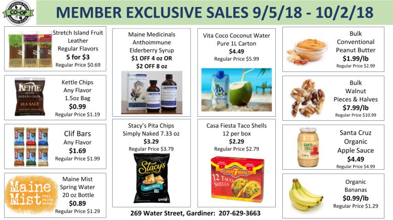 Member Sales 9518 - 10218